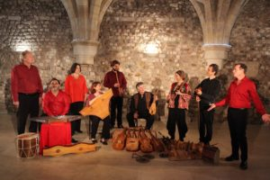 Obsidienne, ensemble vocal et instrumental